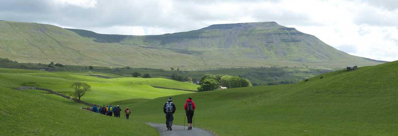 walking the 3 peaks