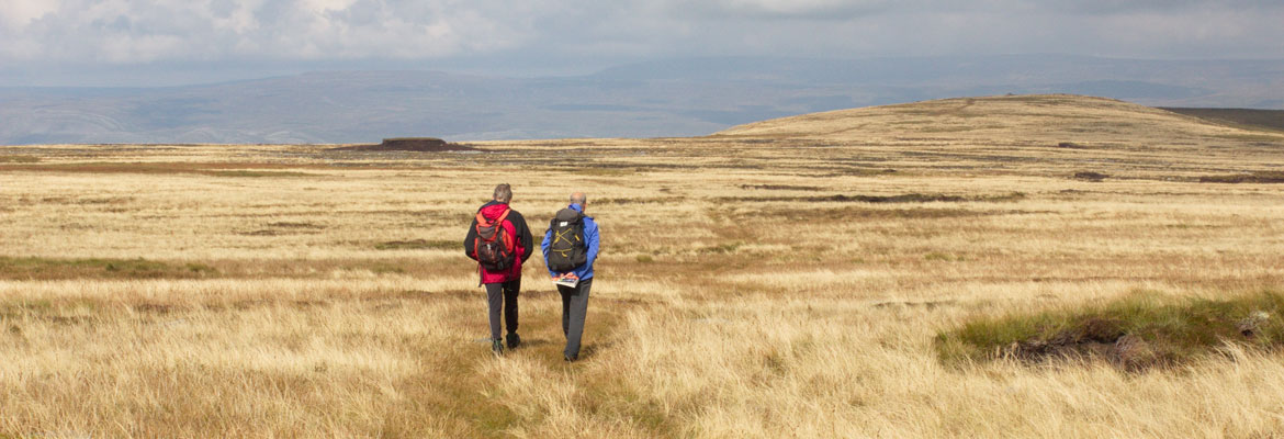 walking the northern dales